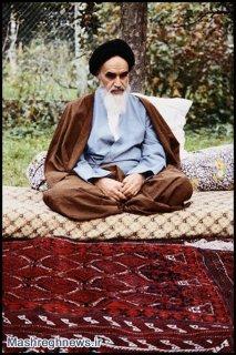 هر اتفاقی برای امام خمینی(ره) می افتاد؛ نشان گر حکمتی پنهان بود...........
