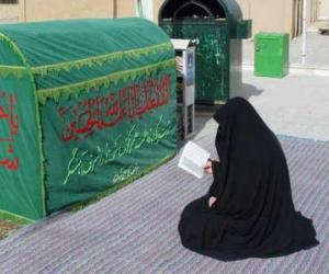 ملاقات امام حسین(علیه السلام) با زن آهنگر